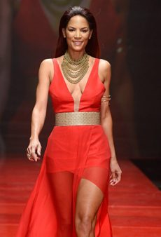 15 Celebrities Walked the Go Red For Women Red Dress Collection Runway for 2017