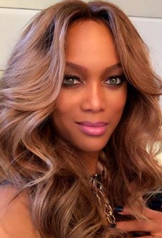 Tyra Banks Reassumes Her Rightful Place as Host of America's Next Top Model