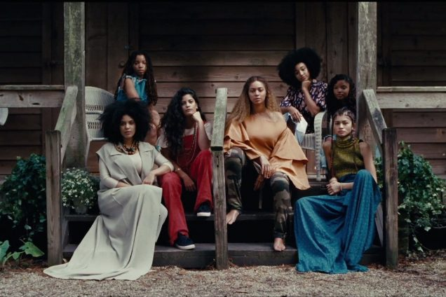 The ladies of Lemonade; Image: HBO