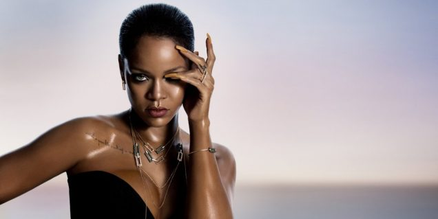 Rihanna for Chopard.