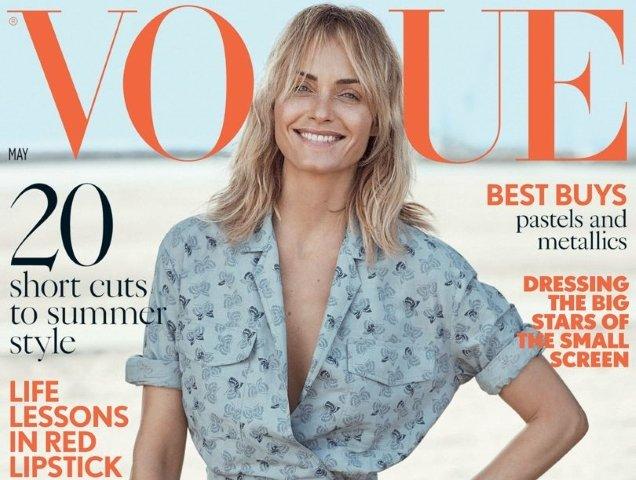 Amber Valletta UK Vogue May 2017 TheFashionSpot