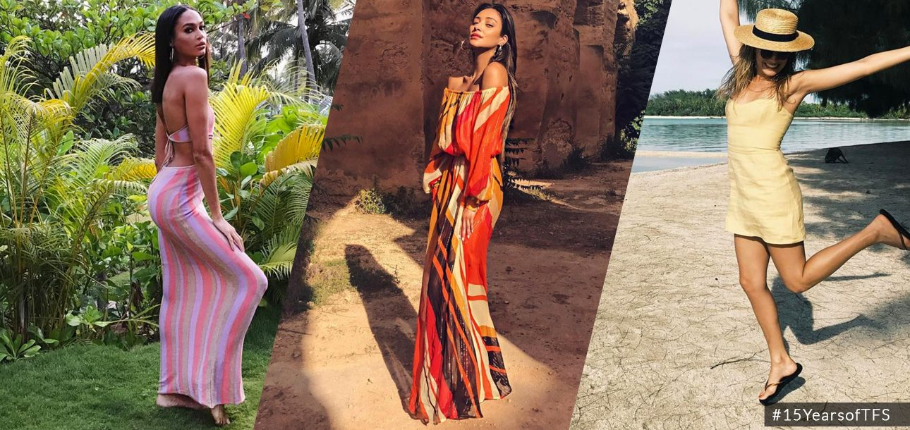 How to Do Vacation Style Like a Celeb