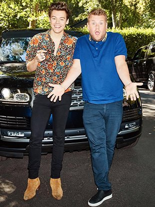 "Watch Harry Styles' ""Carpool Karaoke"" clip."