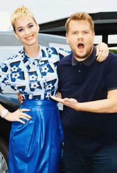 Watch: Katy Perry Sings 'Carpool Karaoke,' Talks Feminism and Feuding with Taylor Swift