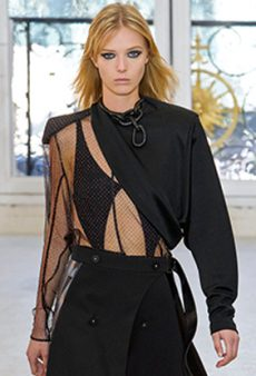 Danish Model Ulrikke Hoyer Accuses Louis Vuitton Casting Director of Model Mistreatment