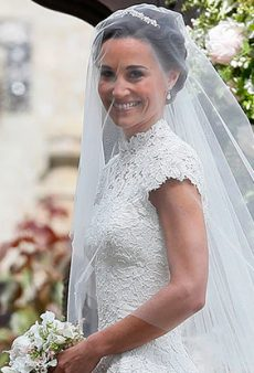 Pippa Middleton's Wedding Was a Total Fairy Tale (Photos)