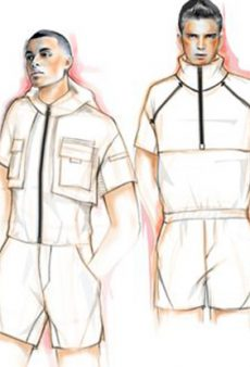 Reebok Is Jumping on the Male Romper Bandwagon