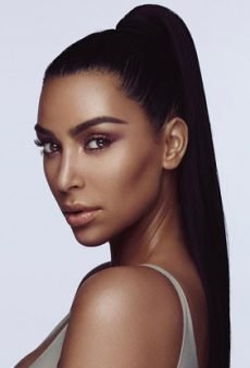 Kim Kardashian Dragged for Wearing 'Blackface' in Her KKW Beauty Promos