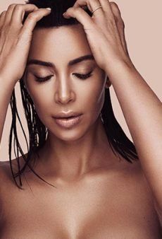Kim Kardashian Responds to Critics of Her 'Blackface' Beauty Ad