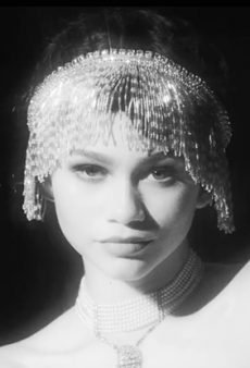Watch: Zendaya Models 100 Years of Fashion and Beauty in Under 2 Minutes
