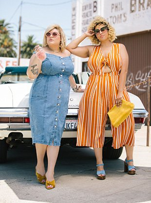Nicolette Mason and Gabi Gregg just launched their own plus-size line, Premme.