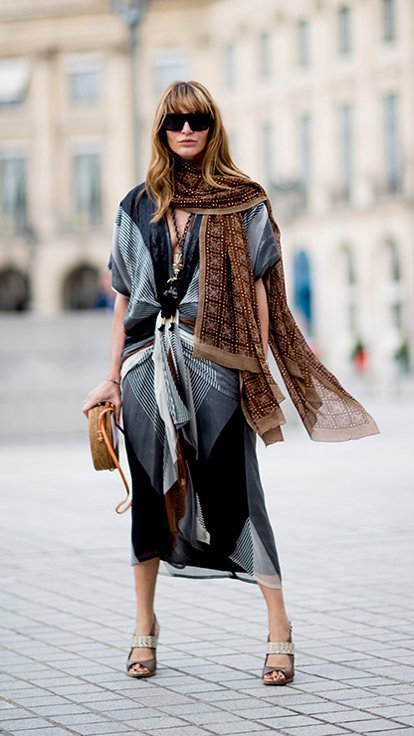 61 Best Street Style Looks From Outside the Fall 2017 Haute Couture Shows in Paris