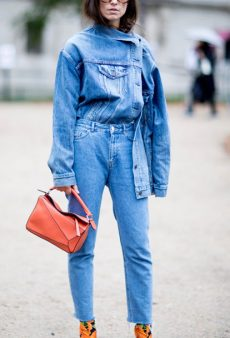 30 Ways to Do Double Denim Like a Fashion Girl