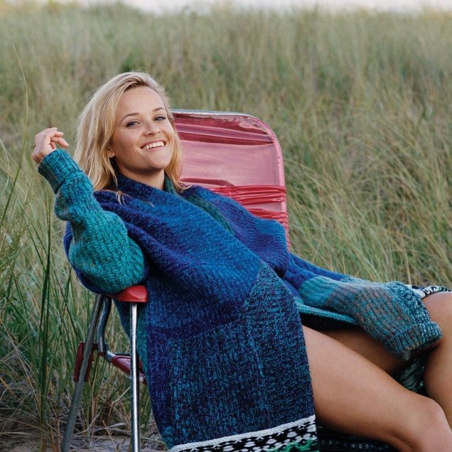 WSJ November 2017 : Reese Witherspoon by Cass Bird