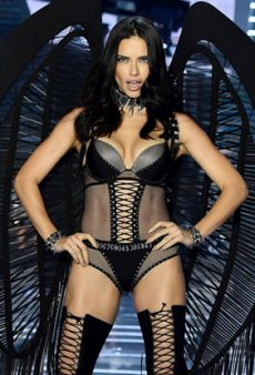 Victoria's Secret Model Adriana Lima Says She Will No Longer Take Her Clothes Off 'for an Empty Cause'