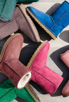 UGGs Are No Longer Ugly, They're Trending