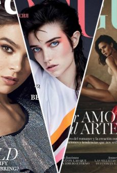 All the February 2018 Magazine Covers We Loved and Hated