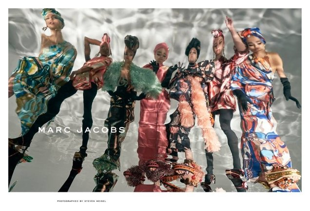Marc Jacobs S/S 18 by Steven Meisel