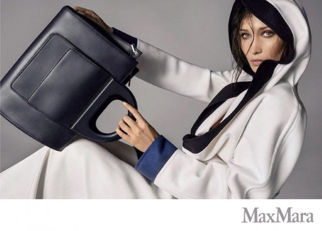 Max Mara Accessories S/S 2018 : Bella Hadid by Steven Meisel