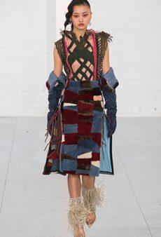 Fashion East Fall 2018 Runway