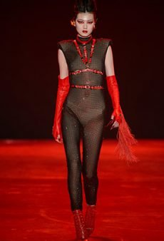The Blonds Fall 2018 Runway