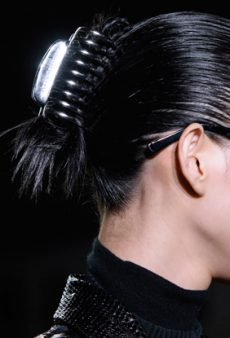 The 80s Claw Clip Is Back (if Alexander Wang Has Anything to Say About It)