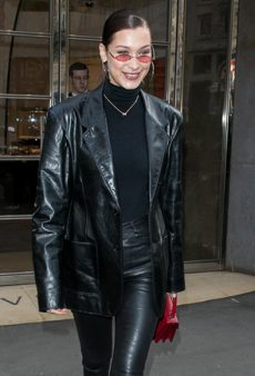 10 Times Bella Hadid Proved 'The Matrix' Is Her Style Inspiration