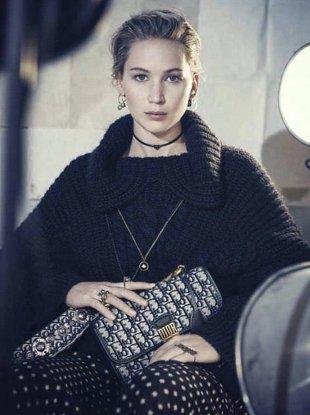 Christian Dior Pre-Fall 2018 : Jennifer Lawrence by Brigitte Lacombe