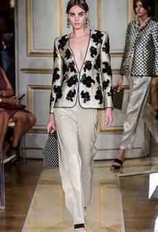 Armani Privé Haute Couture Fall 2018 Runway