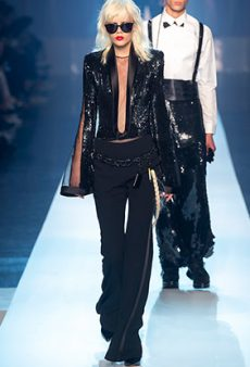 Jean Paul Gaultier Haute Couture Fall 2018 Runway