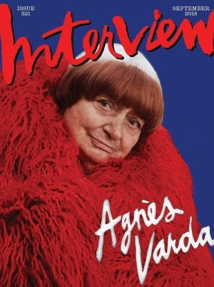 Interview September 2018 : Agnès Varda by Collier Schorr
