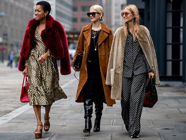 Street Style New York Fashion Week Spring 2019 Thefashionspot