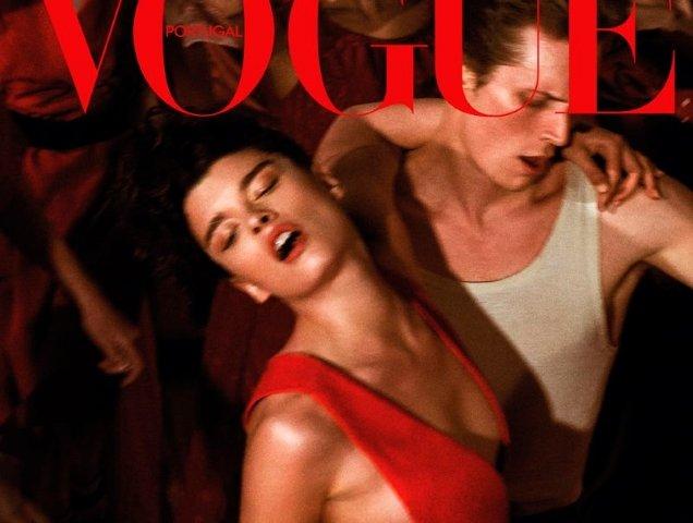 Crystal Renn Vogue Portugal September 2018 - theFashionSpot