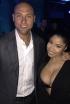 Nicki Minaj Posing With Derek Jeter