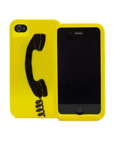 Kate Spade Chitchat iPhone 4 Case