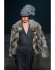 A Big (Faux?) Fur Coat