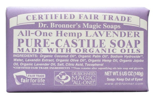 Dr. Bronner's  12 Amazing Cruelty-Free Beauty Products You Can Buy for Under $10 dr bronner s