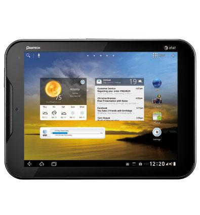 Pantech Element Waterproof Tablet