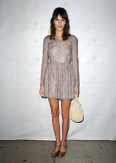 Alexa Chung in Lover
