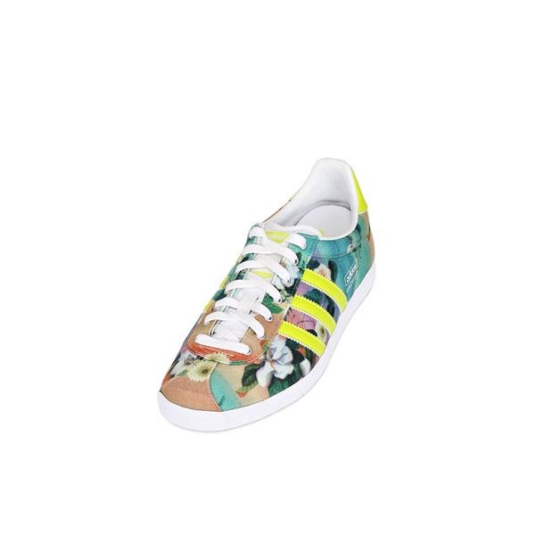 Adidas Floral Sneaker