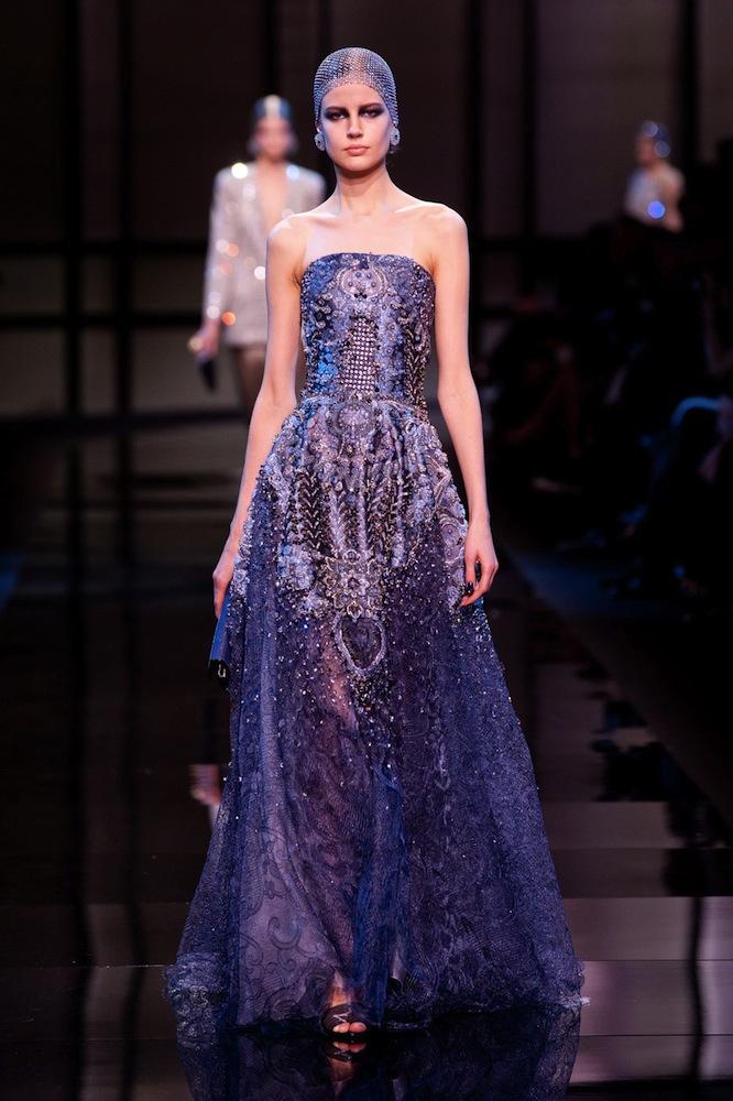 Giorgio Armani Prive Haute Couture SS 2014