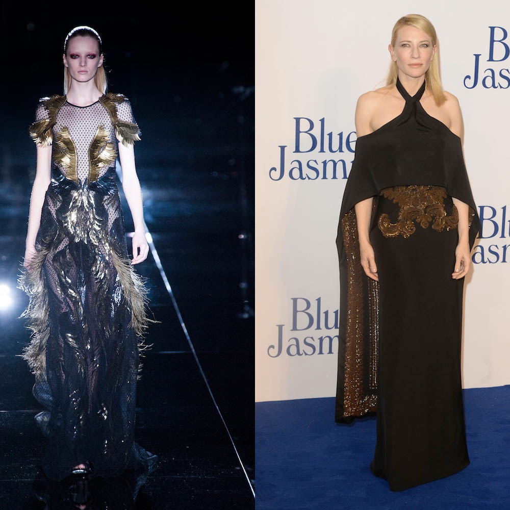 Gucci & Cate Blanchett
