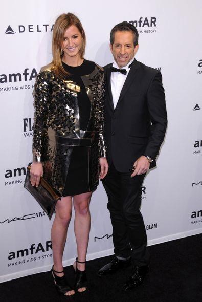 Amanda Cole and Kenneth Cole