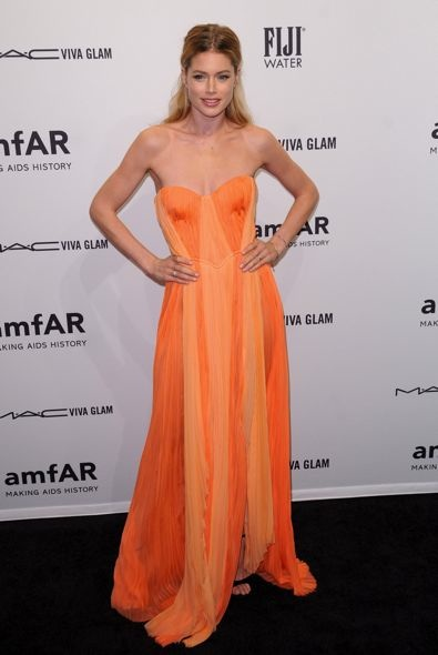 Doutzen Kroes in J. Mendel