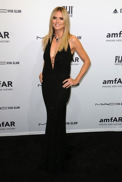 Heidi Klum in Michael Kors