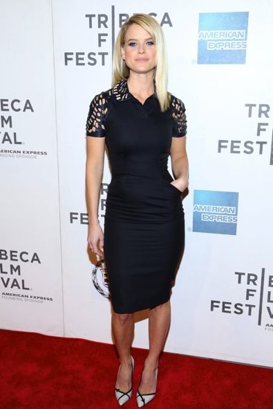Alice Eve at the Premiere of Some Velvet Morning
