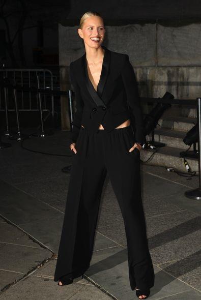 Karolina Kurkova at the Vanity Fair 2013 Tribeca Film Festival Party