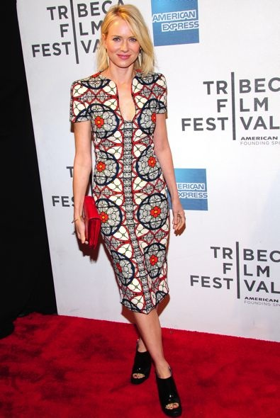Naomi Watts at the Premiere of Sunlight Jr.