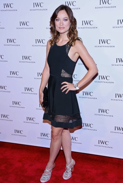 Olivia Wilde at the For the Love of Cinema Event