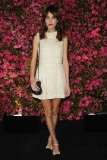 Alexa Chung at the 8th Annual Chanel Artists Dinner